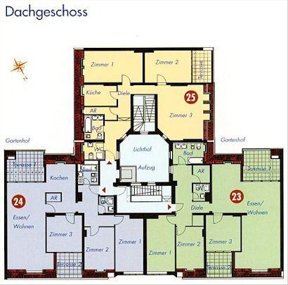 Permalink to 4 Zimmer Wohnung